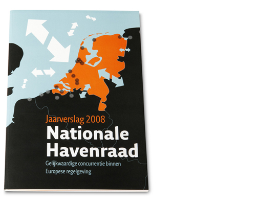 Nationale Havenraad - Jaarverslag 2008